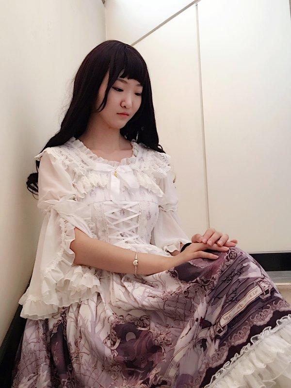 Shiroya's 「Resailan」themed photo (2017/07/28)