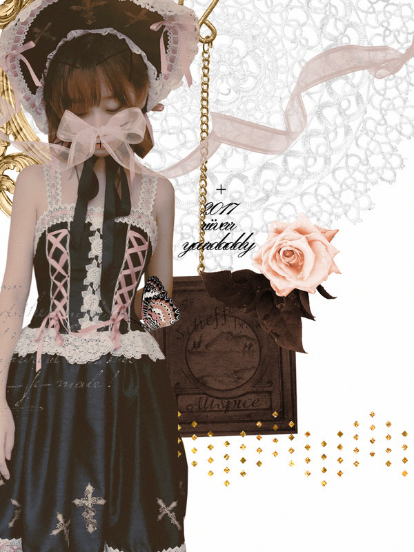 riiverrの「Lolitafashion」をテーマにしたコーディネート(2017/07/28)