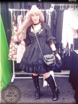 Roselle Himeの「#gothic lolita」をテーマにしたコーディネート(2017/07/29)