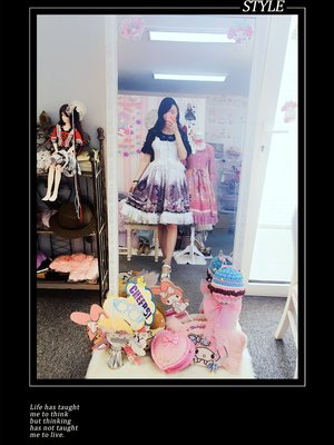 Shiroya's 「Resailan」themed photo (2017/07/29)