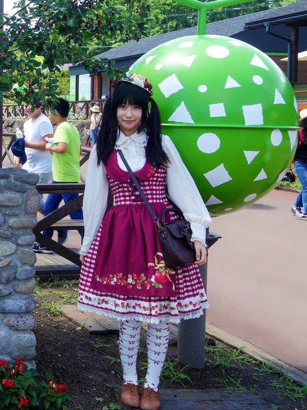 kikinayuki's 「iw草莓」themed photo (2017/07/29)