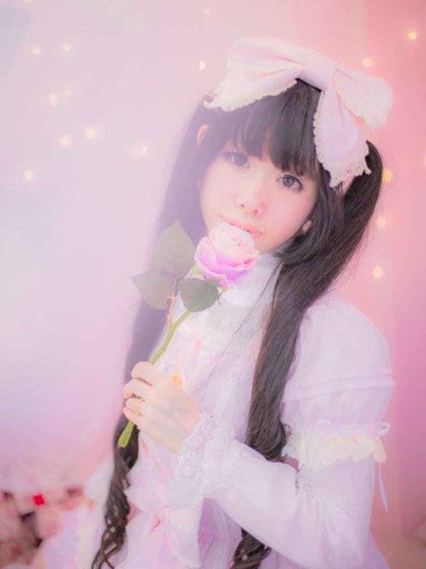 モヨコの「Angelic pretty」をテーマにしたコーディネート(2017/07/29)