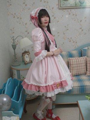 司马小忽悠の「粉色」をテーマにしたコーディネート(2017/07/29)
