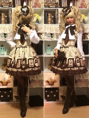 Lord Bear's 「Angelic pretty」themed photo (2016/07/19)