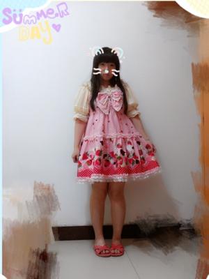 水伶晶晶幽灵酱's 「Lolita fashion」themed photo (2017/07/31)