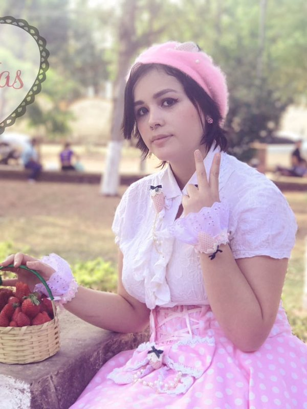 是Sandra Vallejos以「Strawberries」为主题投稿的照片(2017/08/01)