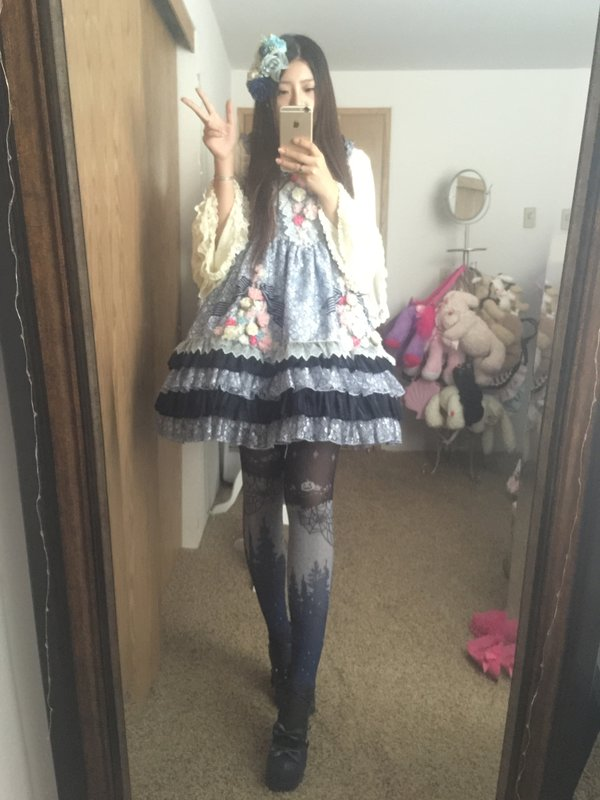 princesskitty's 「Classic Lolita」themed photo (2016/07/19)