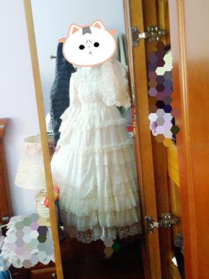 芪's 「Lolita」themed photo (2017/08/02)
