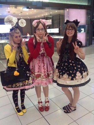 是RubberDucky以「Sweet lolita」为主题投稿的照片(2016/07/19)