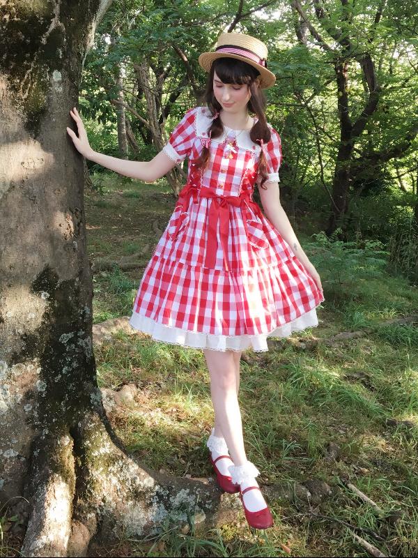 mintkismetの「Country Lolita」をテーマにしたコーディネート(2017/08/02)