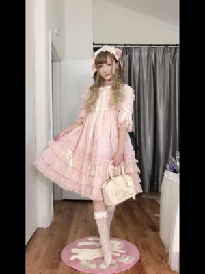 Kana葉's 「Angelic pretty」themed photo (2017/08/03)