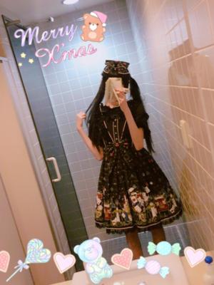 Inoyukaの「Angelic pretty」をテーマにしたコーディネート(2017/08/03)