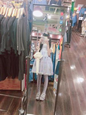 Inoyuka's 「AngelicPretty」themed photo (2017/08/04)