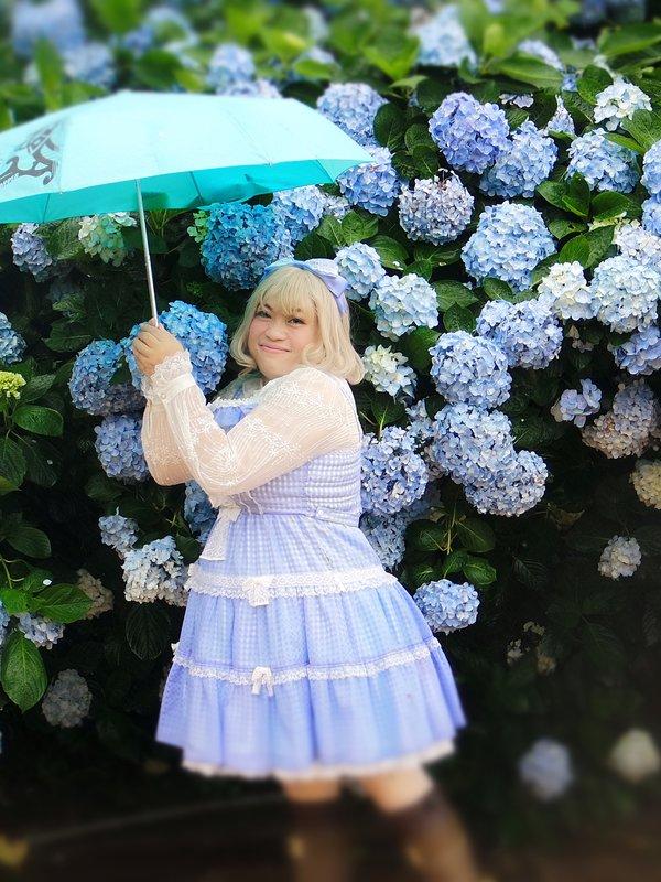 是喵小霧以「Angelic pretty」为主题投稿的照片(2017/08/04)