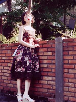 Magnolia's 「Classical Lolita」themed photo (2017/08/05)