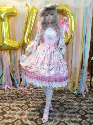 princesskitty's 「Angelic pretty」themed photo (2016/07/20)
