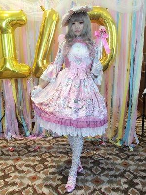 是princesskitty以「Angelic pretty」为主题投稿的照片(2016/07/20)