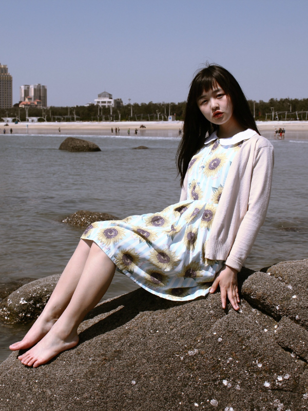Magnolia's 「Sweet lolita」themed photo (2017/08/06)