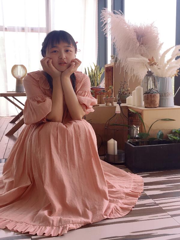 是Magnolia以「Sweet lolita」为主题投稿的照片(2017/08/06)