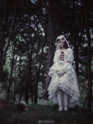 Magnoliaの「花嫁 华丽」をテーマにしたコーディネート(2017/08/07)