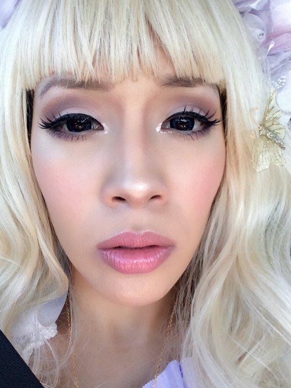 是Rose Usagi以「Makeup」为主题投稿的照片(2016/07/20)