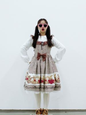 Magnoliaの「Sweet lolita」をテーマにしたコーディネート(2017/08/07)