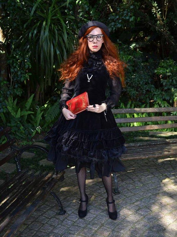 Katrikki's 「Handmade Lolita」themed photo (2017/08/09)
