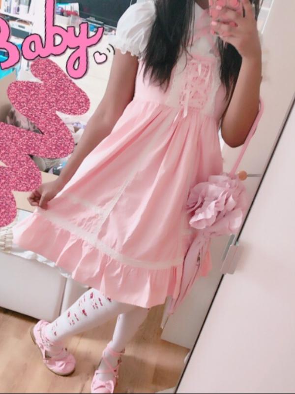 是naomi_apricot以「Sweet lolita」为主题投稿的照片(2017/08/09)