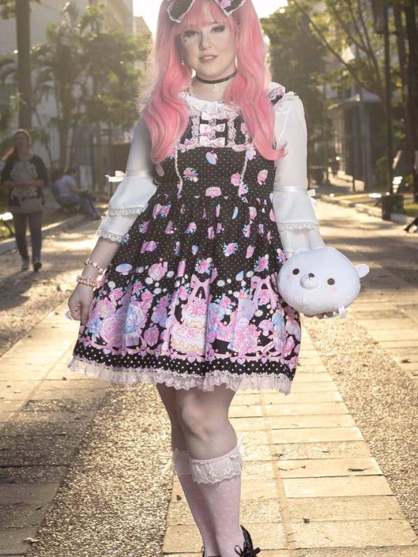 Gwendy Guppy's 「Lolita」themed photo (2017/08/10)