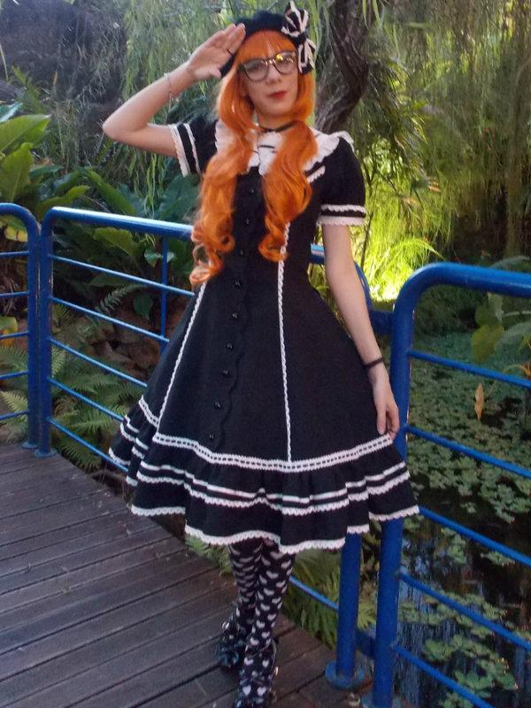 Katrikki's 「Sailor Lolita」themed photo (2017/08/10)
