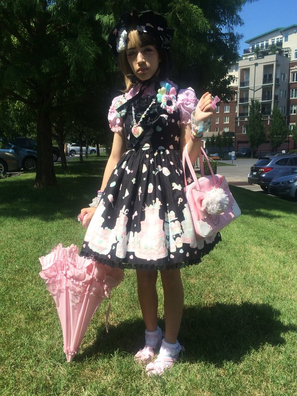 是cincopastabear以「Angelic pretty」为主题投稿的照片(2016/07/21)