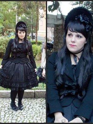 Sarianaの「Gothic Lolita」をテーマにしたコーディネート(2017/08/10)
