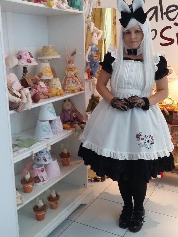 Sarianaの「Gothic」をテーマにしたコーディネート(2017/08/10)