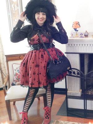是Gabriela Mion以「Witch Lolita」为主题投稿的照片(2017/08/10)