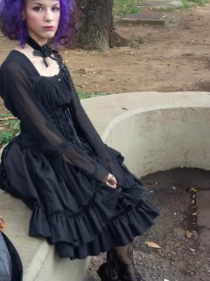 Carol MeyFaeの「Gothic」をテーマにしたコーディネート(2017/08/11)