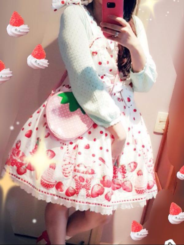 Ana (Pix)'s 「Angelic pretty」themed photo (2017/08/11)