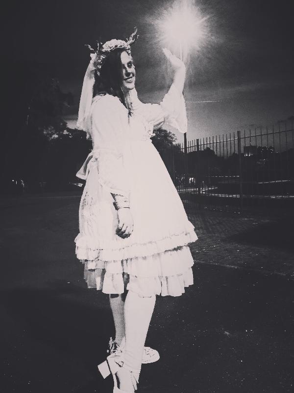 Leticia R da Silva's 「Classical Lolita」themed photo (2017/08/11)