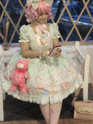 Kitsune Raposaの「Infanta」をテーマにしたコーディネート(2017/08/11)