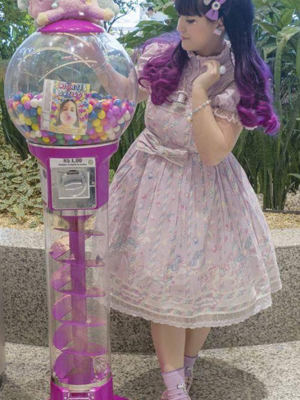 是Kitsune Raposa以「Sugary Carnival」为主题投稿的照片(2017/08/11)