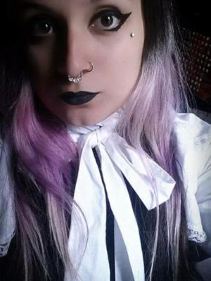 是Gabriela Guilgen以「Gothic Lolita」为主题投稿的照片(2017/08/12)