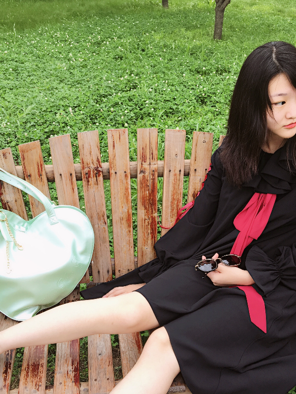 Shiroya's 「傀儡娃娃」themed photo (2017/08/12)