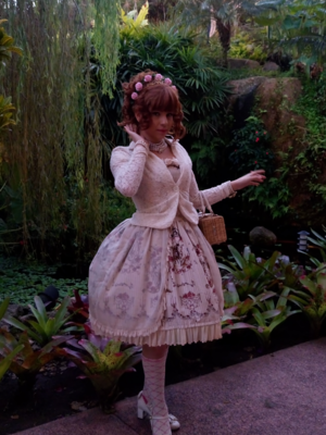 Mabelの「Hime Lolita」をテーマにしたコーディネート(2017/08/13)