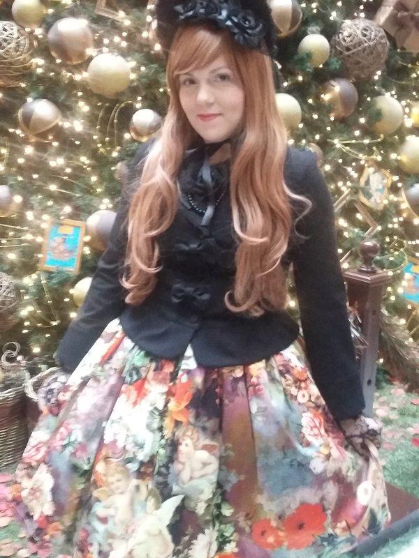 Sarianaの「Classical Lolita」をテーマにしたコーディネート(2017/08/13)
