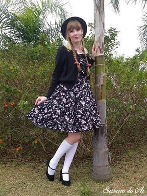 Ichigo Fujiwara's 「Country Lolita」themed photo (2017/08/13)