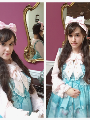 Kay DeAngelis's 「Angelic pretty」themed photo (2017/08/13)