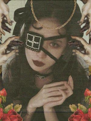 是水母姬以「Gothic Lolita」为主题投稿的照片(2017/08/13)