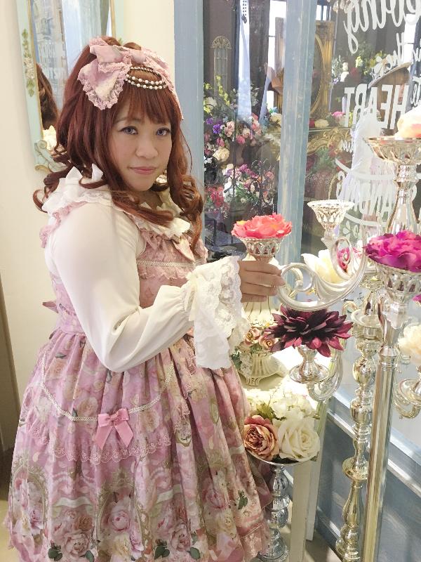 喵小霧's 「Angelic pretty」themed photo (2017/08/13)