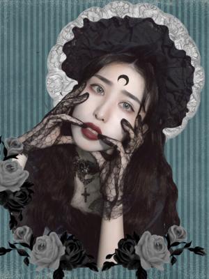 是水母姬以「Gothic Lolita」为主题投稿的照片(2017/08/14)