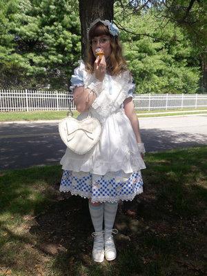 Alexa Nicole's 「erisu-coordinate-contest」themed photo (2017/08/14)