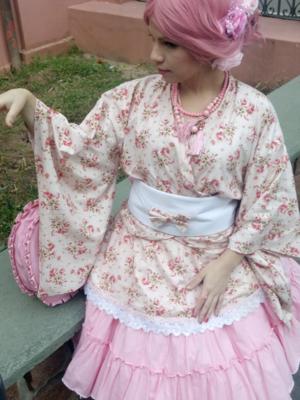 是Mabel以「Wa Lolita」为主题投稿的照片(2017/08/14)